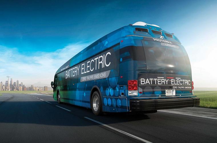 Электробус с запасом хода 1700 километров на одной зарядке стал рекордсменом 1