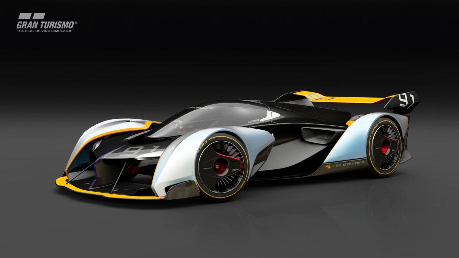 Компания McLaren показала «нереалистичный» гиперкар 2