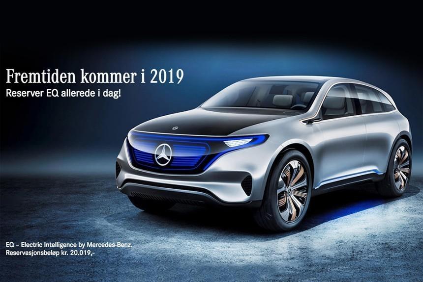 Mercedes-Benz назвал место, где начнут строить электрокроссоверы 1
