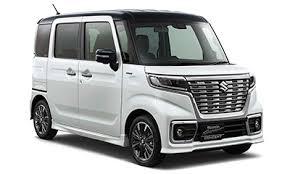 Компания Suzuki анонсировала «очень странный» внедорожник 3
