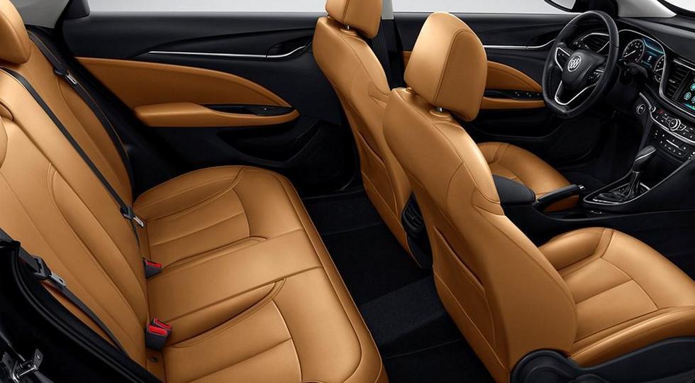 Buick Excelle GX — стильная новинка из старого «Лачетти» 3