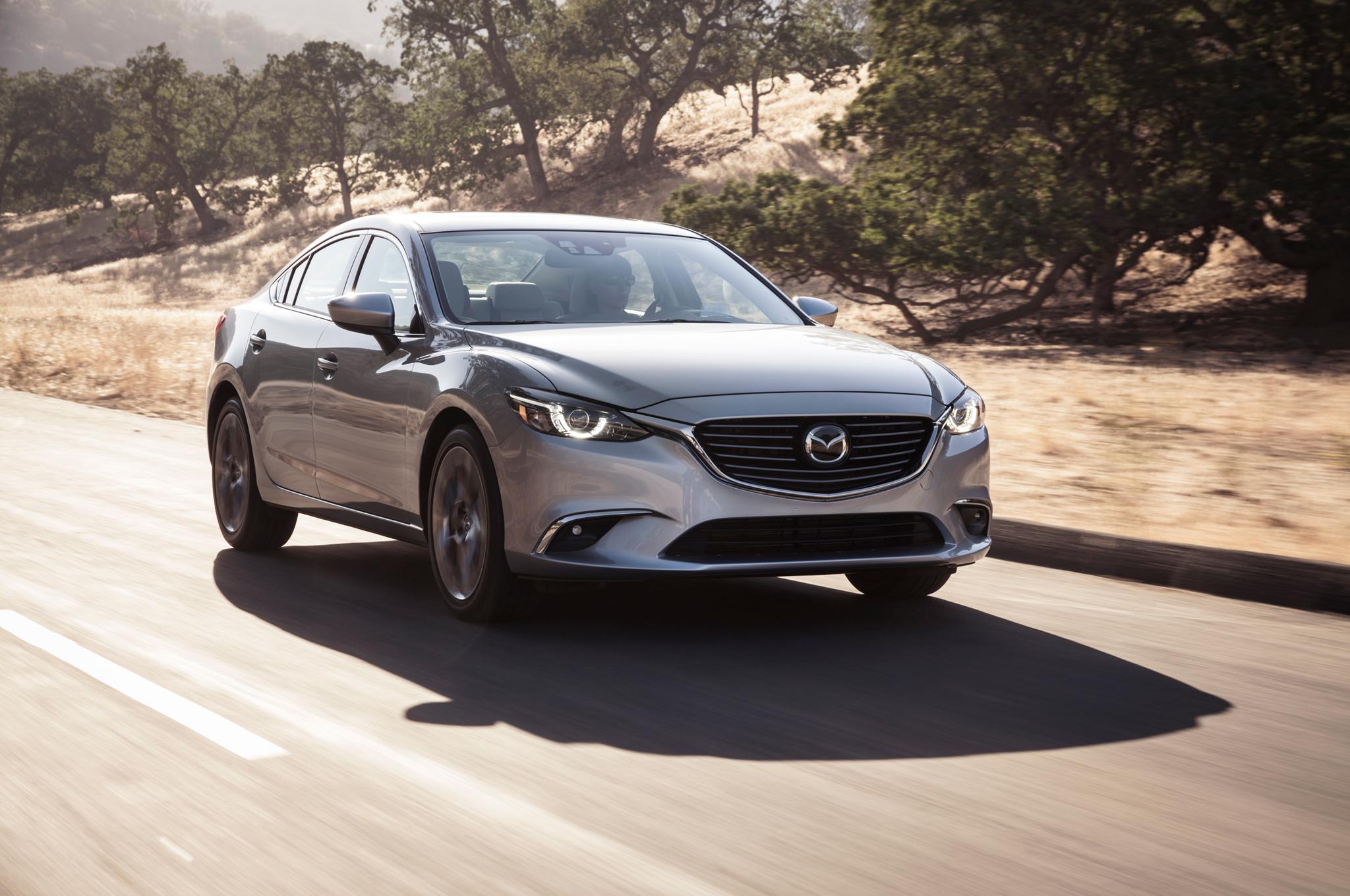 Mazda объявила грандиозный отзыв автомобилей 1