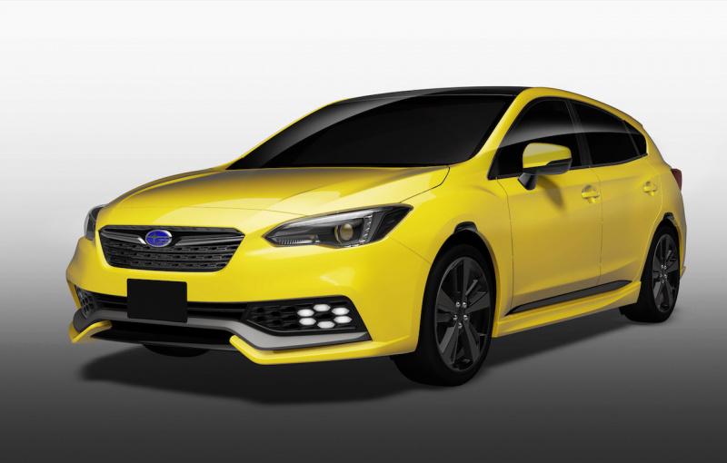 Subaru готовится презентовать целый ряд новинок 4
