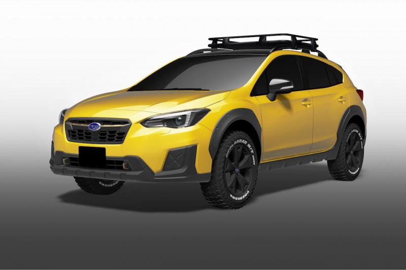 Subaru готовится презентовать целый ряд новинок 3