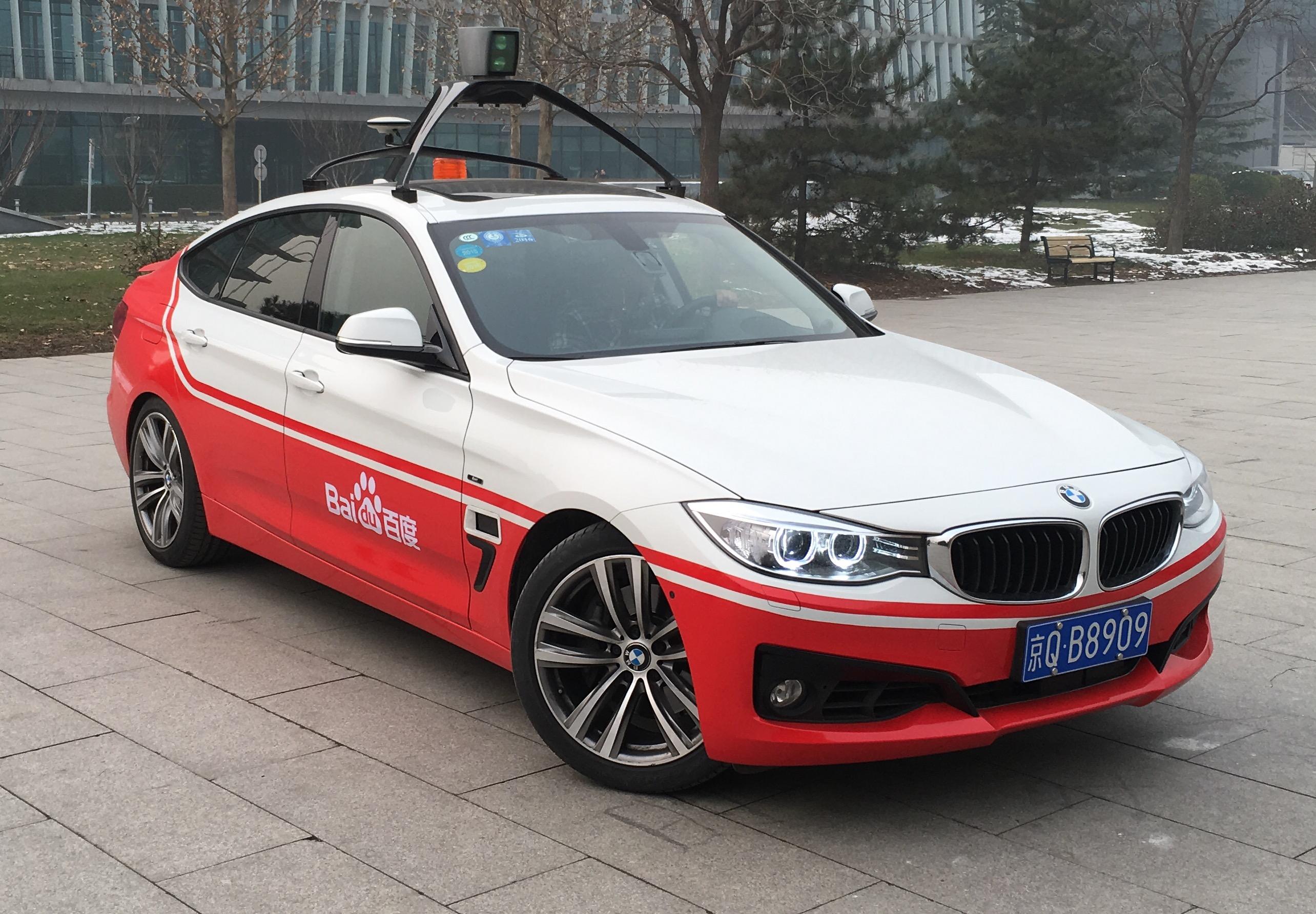 Китайский аналог Google потратит миллиарды долларов на беспилотные автомобили 3