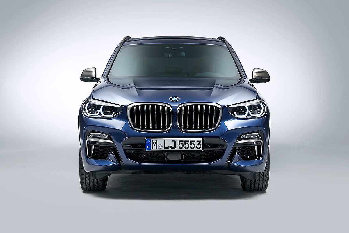 Больше и маневреннее: тест-драйв BMW X3 1