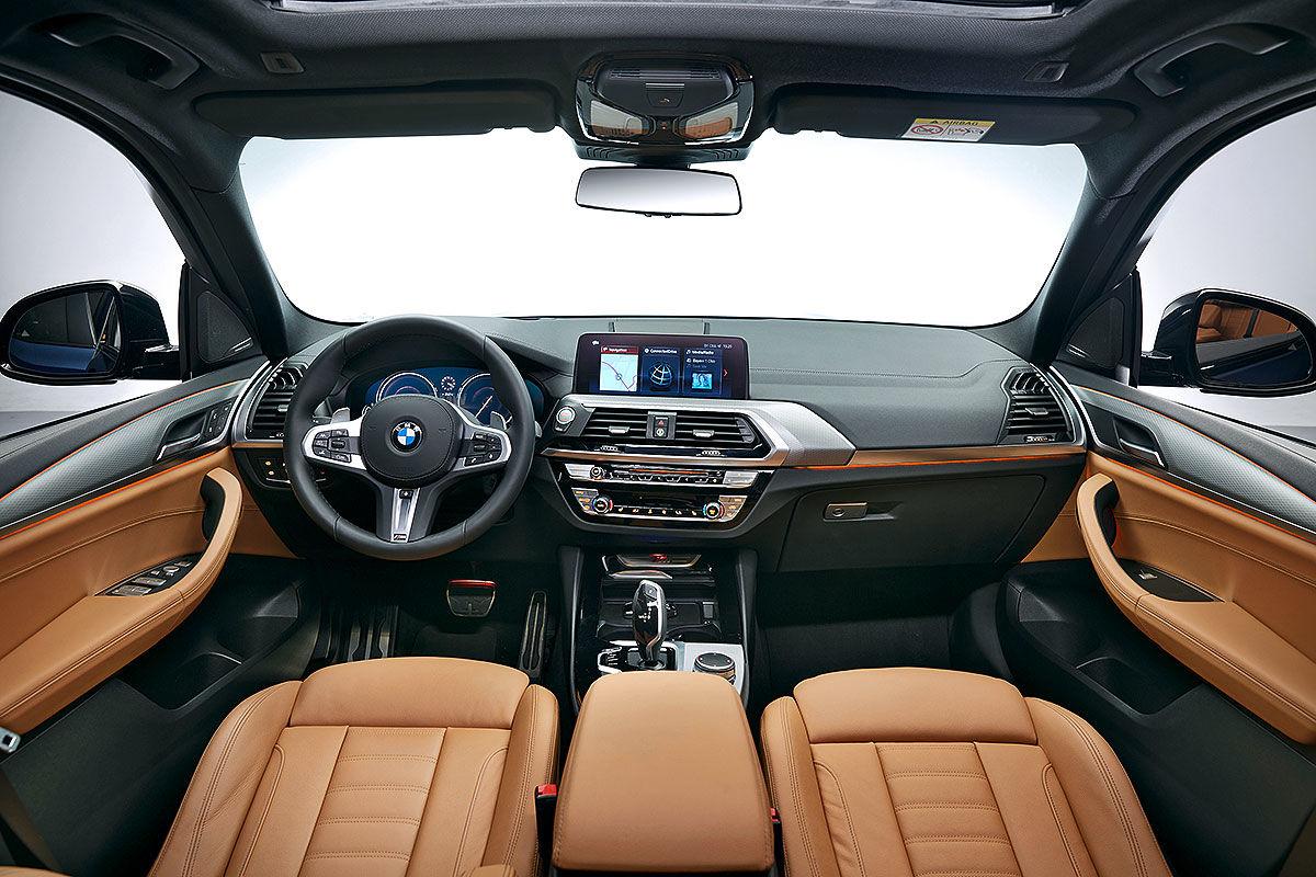 Больше и маневреннее: тест-драйв BMW X3 6