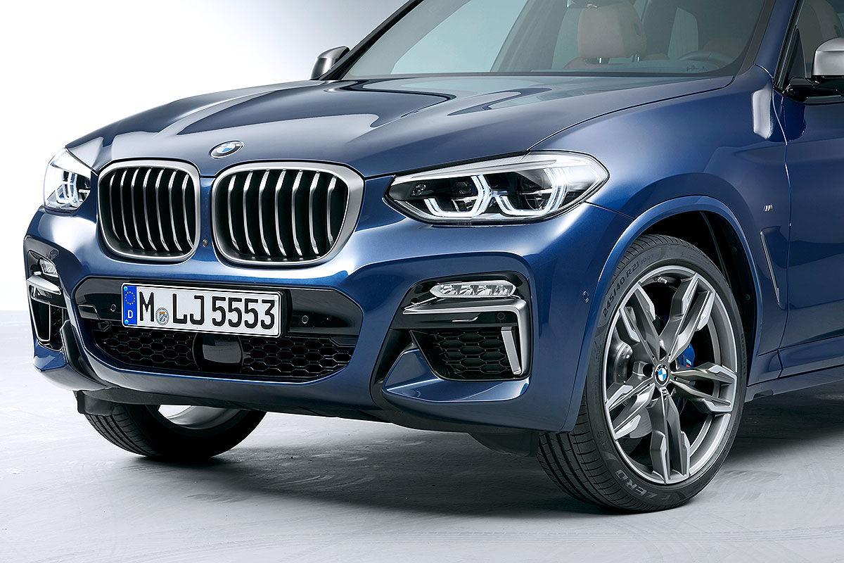 Больше и маневреннее: тест-драйв BMW X3 3
