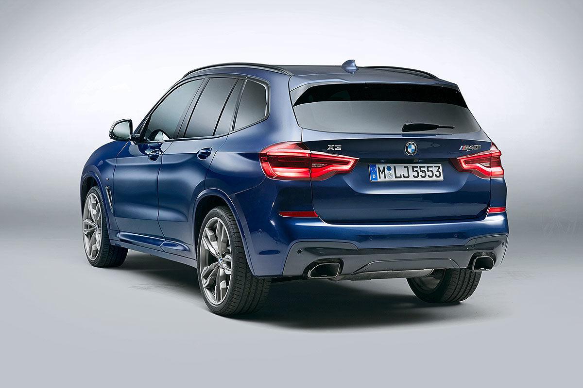 Больше и маневреннее: тест-драйв BMW X3 2