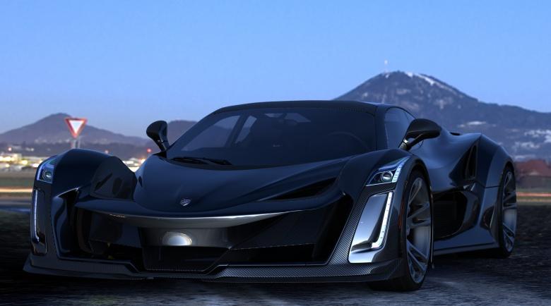 Канадцы превратят классический Porsche в «Икону» 1