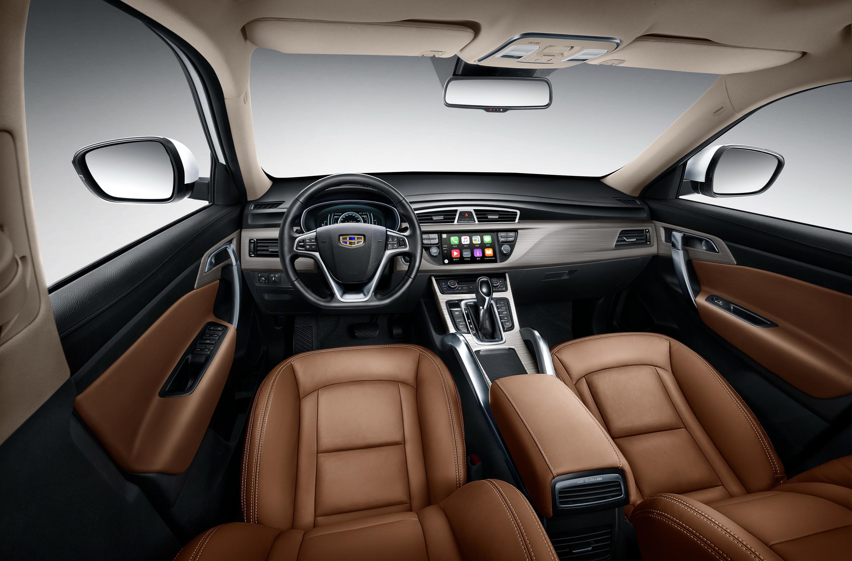 «Atlas, но не Volkswagen»: белорусы займутся выпуском нового кроссовера 2