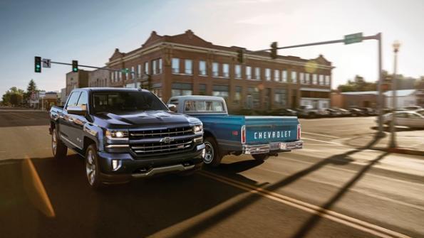 Первому пикапу Chevrolet исполнилось 100 лет 2