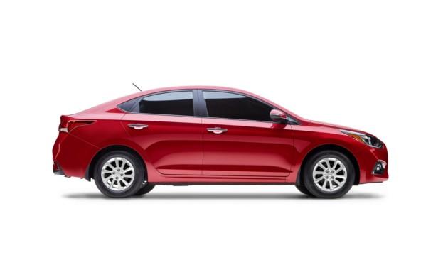 Hyundai Accent готов покорять Америку 1