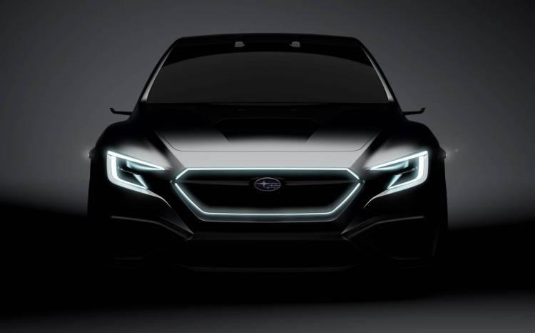 Subaru готовится презентовать целый ряд новинок 1