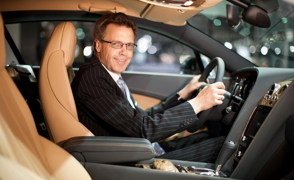 Компании Bentley и Bugatti лишились генерального директора 2