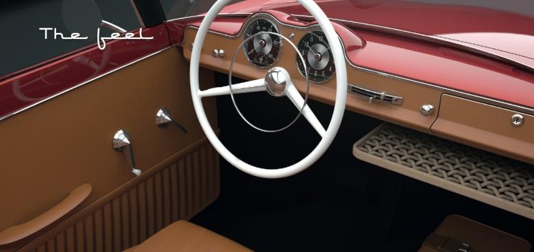 Эстонцы начнут производить автомобили с дизайном 1950-х годов 2