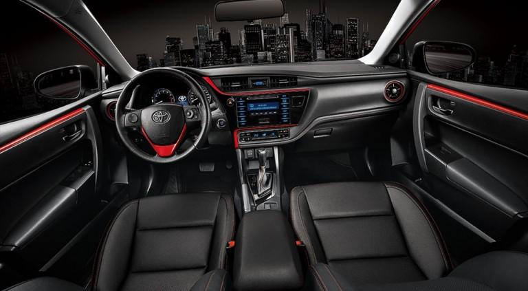 Toyota представила спортивную «Короллу» 2