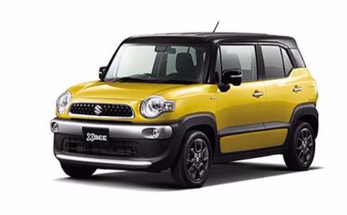 Компания Suzuki анонсировала «очень странный» внедорожник 2