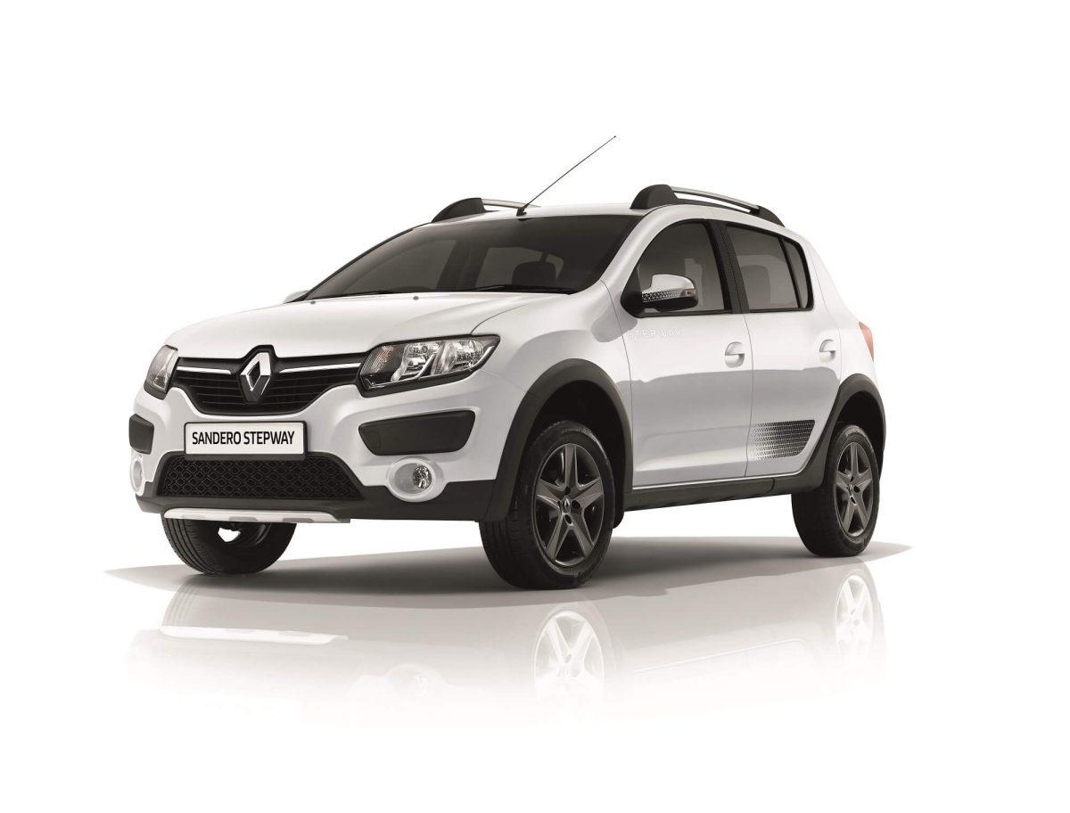 Renault Sandero Stepway получил ограниченную серию 1