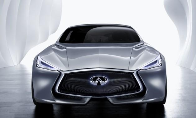 Infiniti представит электромобиль 1