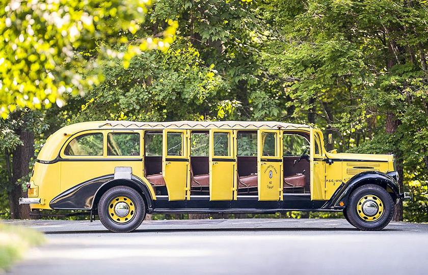 Раритетный автобус продают по цене «тройки» BMW 2