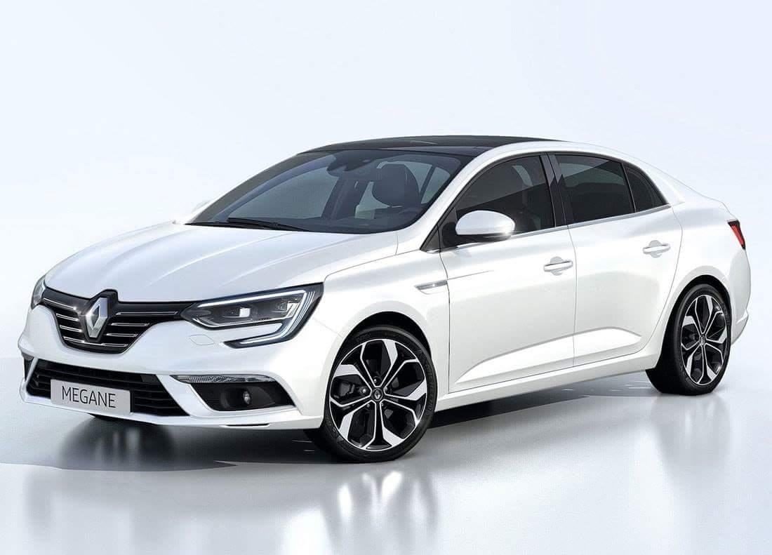 «С-классом и не пахнет»: тест-драйв Renault Megane 1