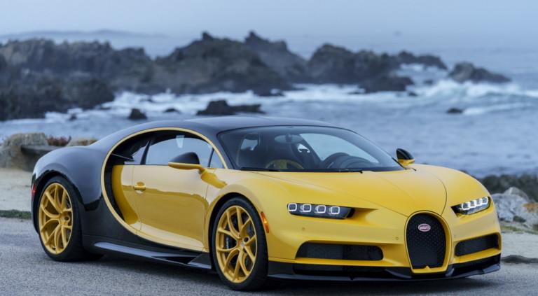 «Четырехдверный» Bugatti становится реальностью 3
