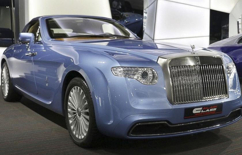 Самый «неудачный» Rolls-Royce продают «за бесценок» 2