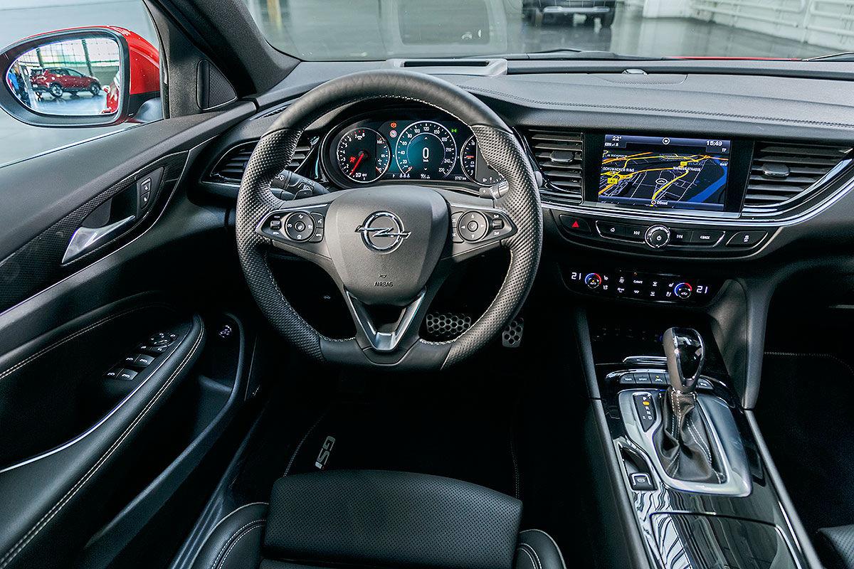 «Посвежевший и похорошевший»: обзор нового Opel Insignia GSi 4