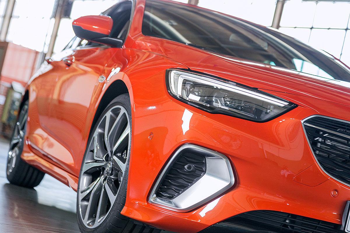 «Посвежевший и похорошевший»: обзор нового Opel Insignia GSi 1
