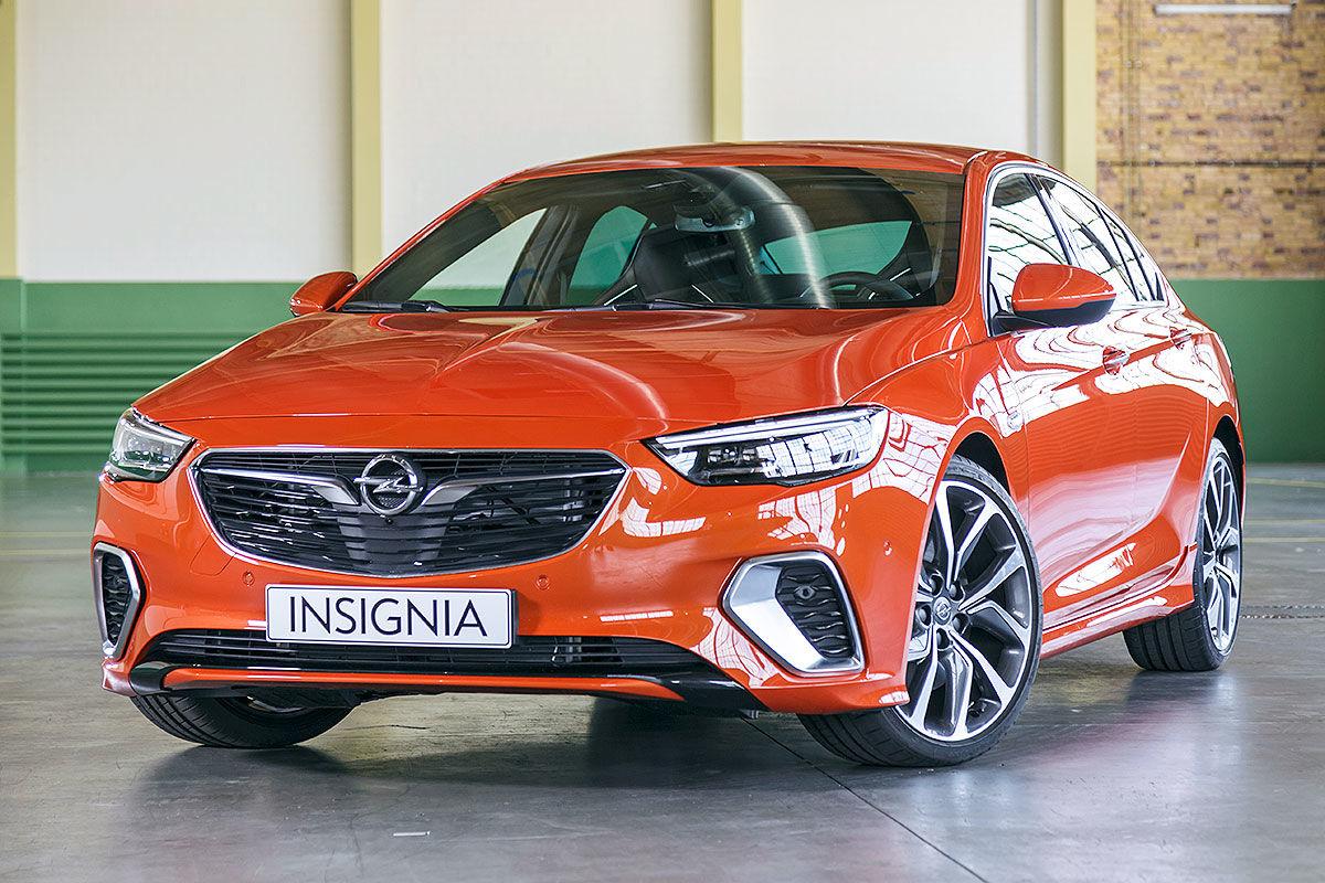 «Посвежевший и похорошевший»: обзор нового Opel Insignia GSi 3
