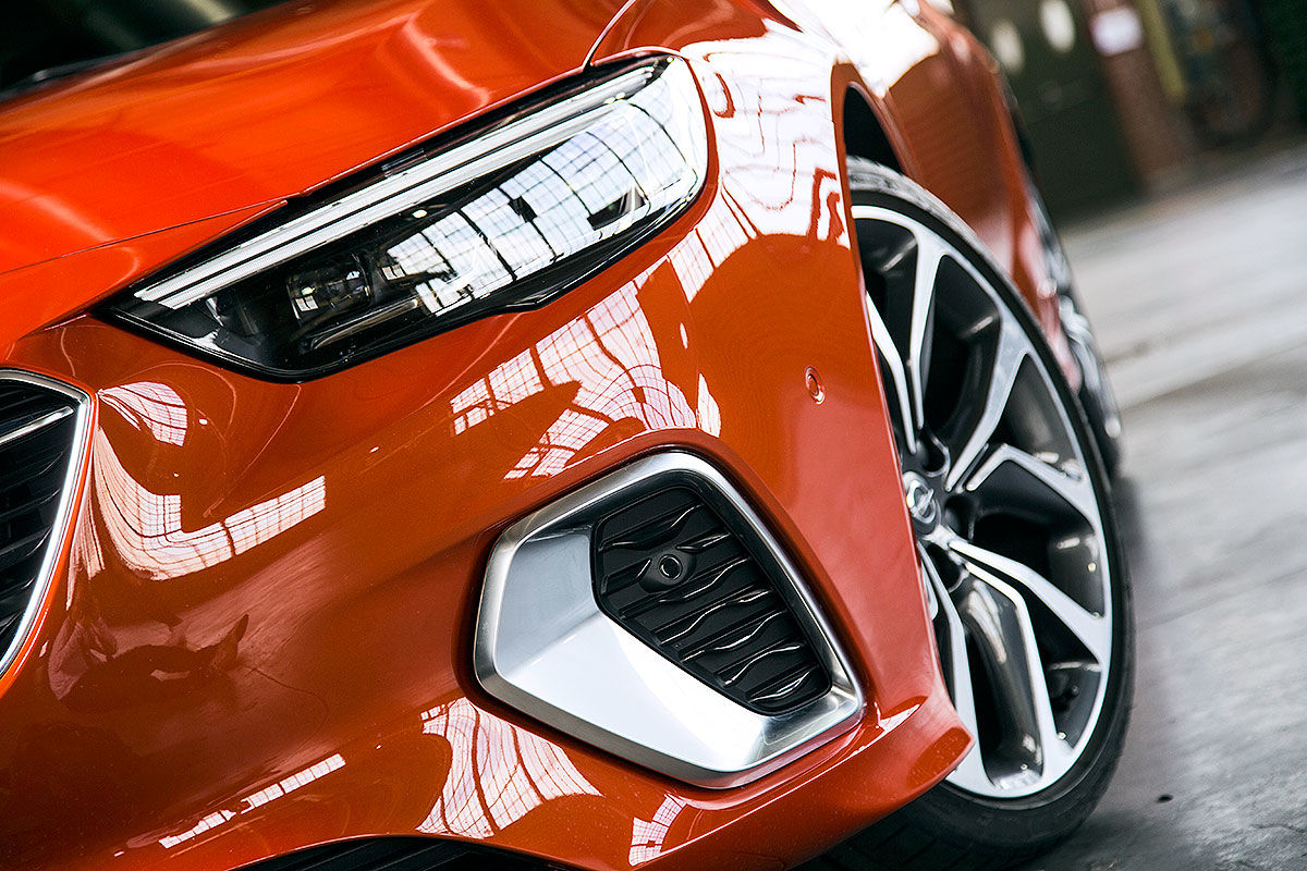 «Посвежевший и похорошевший»: обзор нового Opel Insignia GSi 2