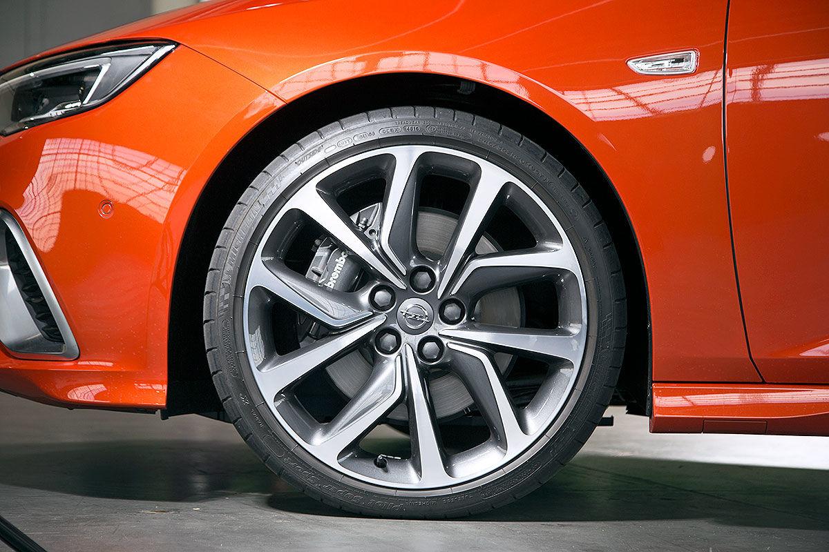 «Посвежевший и похорошевший»: обзор нового Opel Insignia GSi 5