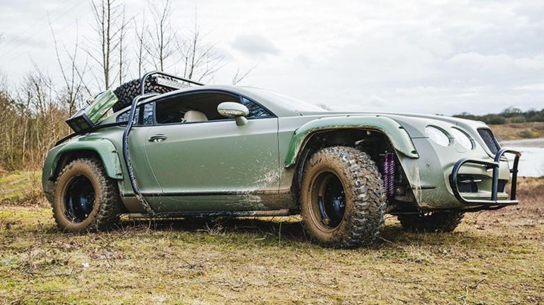 Единственный в своем роде Bentley продали «за копейки» 1