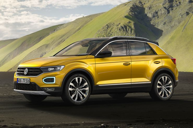 Volkswagen уже принимает заказы на новый кроссовер 1
