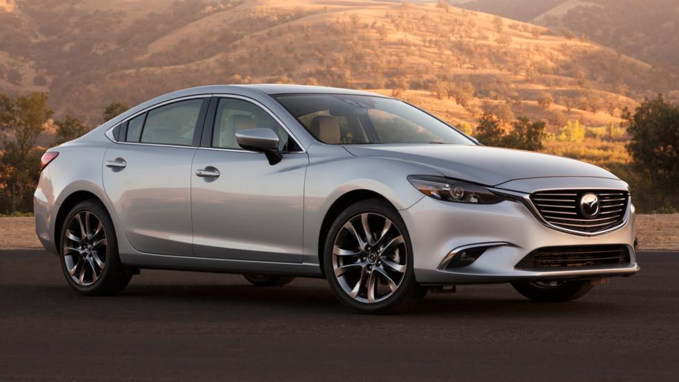 Компания Mazda перестанет выпускать бензиновые и дизельные двигатели 2