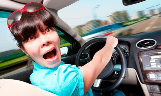 Чего боятся водители-новички 1