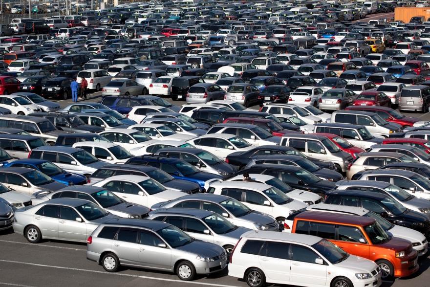 Мировой автомобильный рынок «живее всех живых» 1
