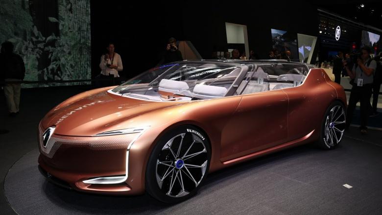 Renault представила автомобиль, который предназначен не только для езды 1