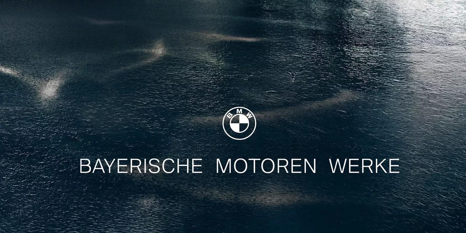У марки BMW изменится логотип 1
