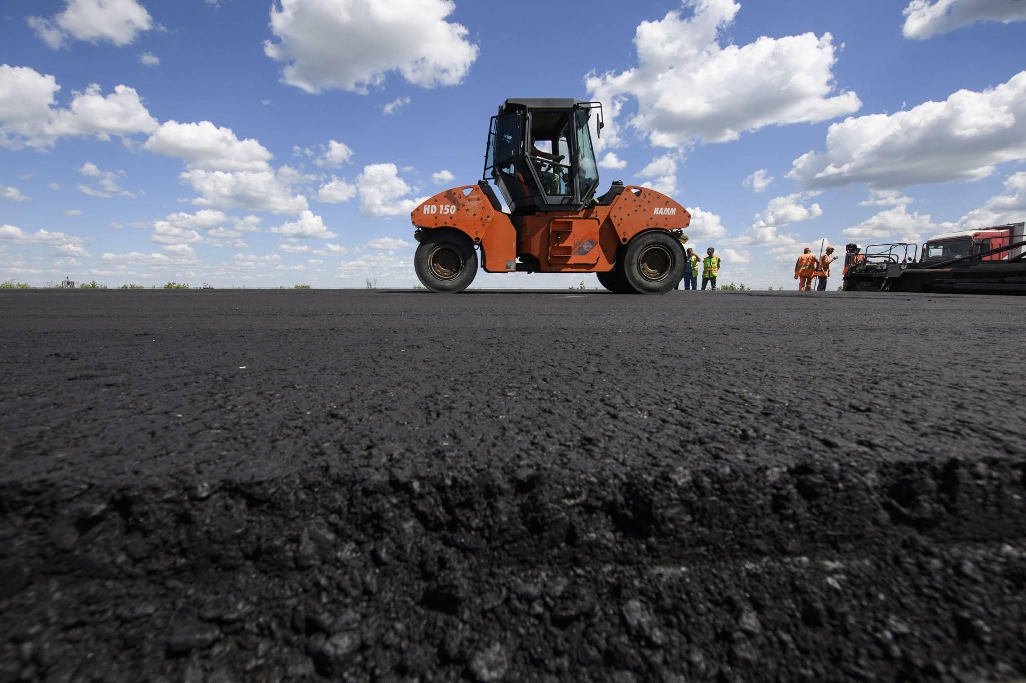 Гройсман обещает «новое качество» украинских дорог 1
