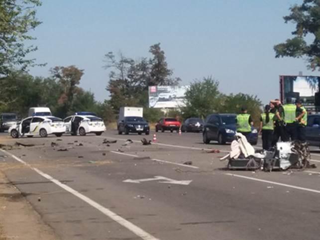 Смертельный тест-драйв: Lexus унес жизни трех человек 1