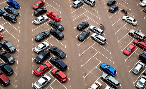 Как правильно парковаться 1