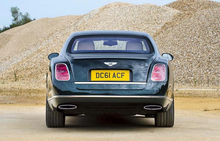 Роскошный Bentley Королевы Великобритании выставят на аукцион 3