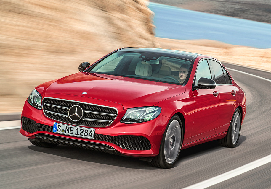 Mercedes-Benz приостановил продажи E-class 1