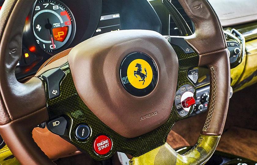 Миллиардер продает «королевский» Ferrari практически «за бесценок» 3