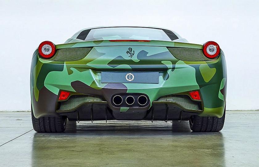 Миллиардер продает «королевский» Ferrari практически «за бесценок» 2