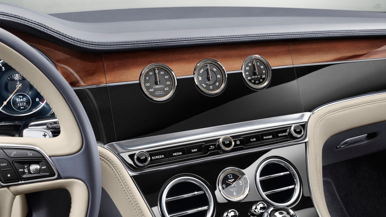 Что известно о новинке Bentley 7