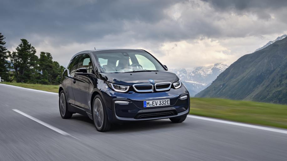 Электромобиль BMW стал «спортсменом» 1