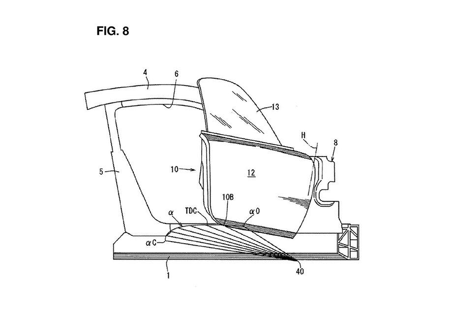Компания Mazda запатентовала новый механизм открывания дверей 2